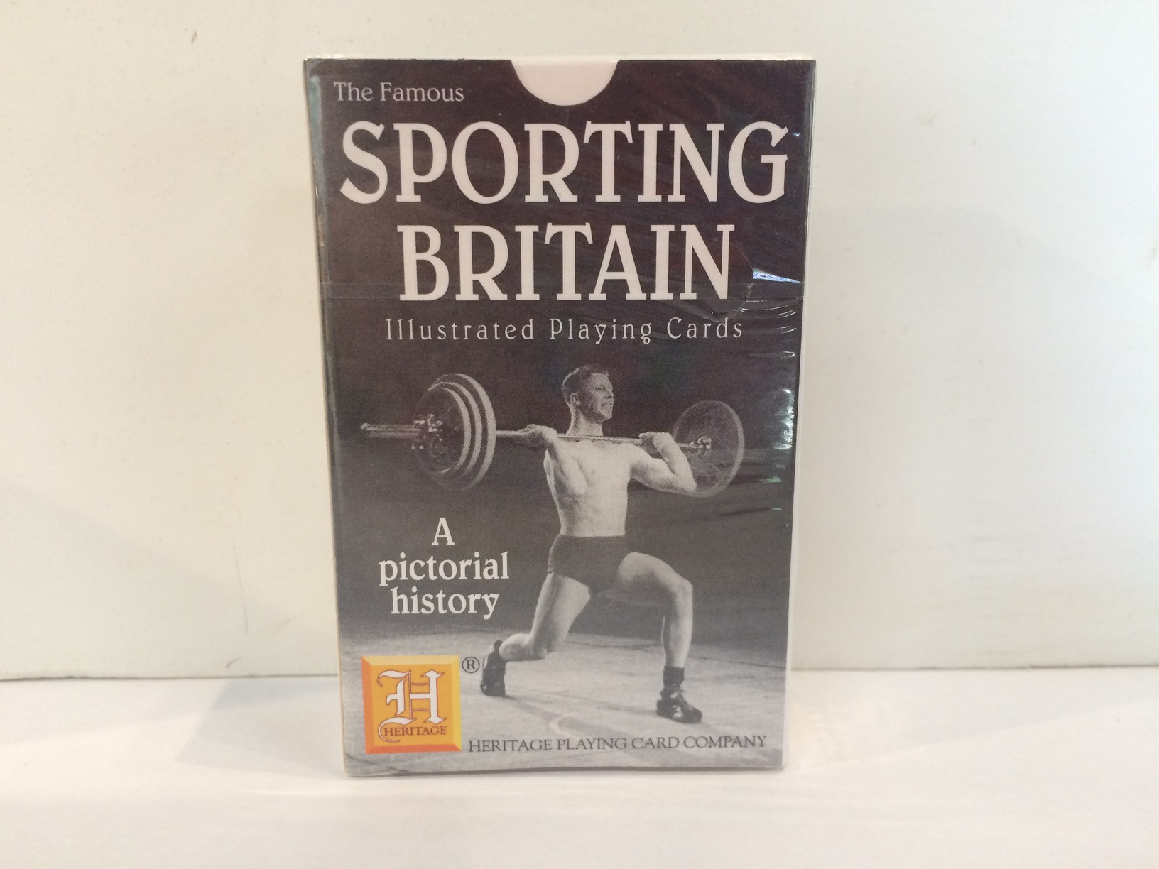 Playing Cards - Sporting Britain